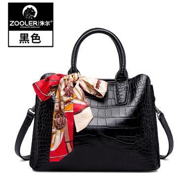 朱爾  新款女包包大容量女士手拎包大氣手提包女QT10160-3