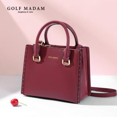 高爾夫/GOLF女包包手提包新款韓版春夏時尚斜挎包時尚單肩女士包潮 B941917