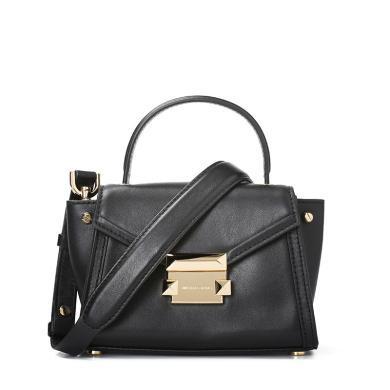 [支持購物卡]MK/邁克高仕 女包奢侈品 斜跨單肩手拎包 WhitneySR斜挎包 迷你