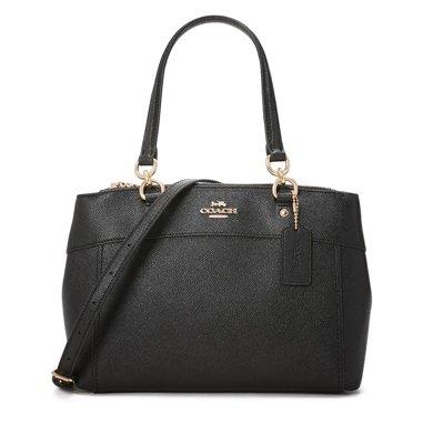 [支持購物卡]COACH/蔻馳女包 時尚潮流百搭經典女款包包 休閑單肩斜挎手提包女  F25395