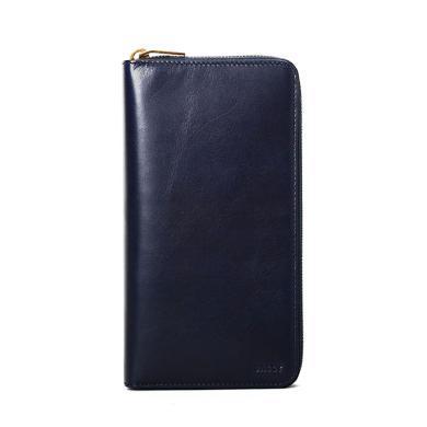 [支持购物卡]BALLY/巴利钱包男长款钱包奢侈品 钱包长款拉链钱夹