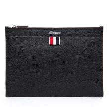 丹爵(DANJUE)商務休閑男包 頭層牛皮手拿包 時尚薄款男士手包錢包小包 D8100