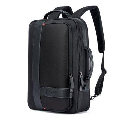 博牌 商务双肩包男多功能充电防盗旅行包男士大容量电脑背包751-006561