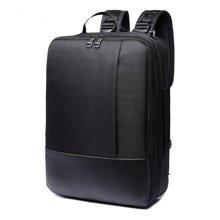 萨蒙斯 新款韩版男士商务双肩背包大容量笔记本电脑包出差旅行背包 19590