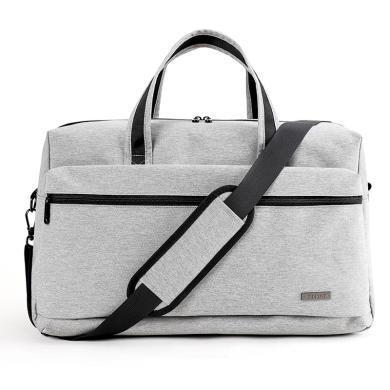 天逸新款耐磨手提包時尚運動收納旅行包防水牛津布行李包單肩電腦包T352