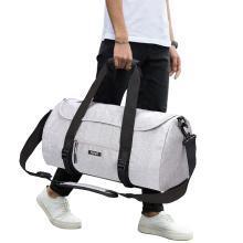 天逸新款时尚新款运动健身包 牛津布耐磨手提大容量旅行包行李袋 一件代发T350