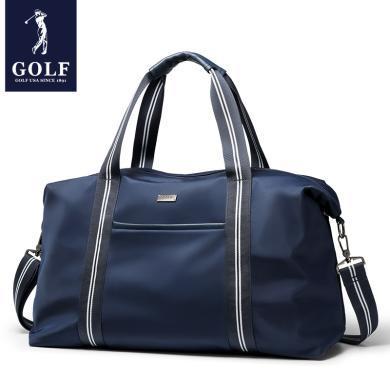 GOLF/高爾夫旅行包男手提大容量健身包休閑單肩行李出差包男商務 D7GF63957F