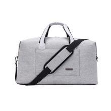 天逸新款时尚手提旅行包男士大容量单肩斜挎背包纯色行李包T351