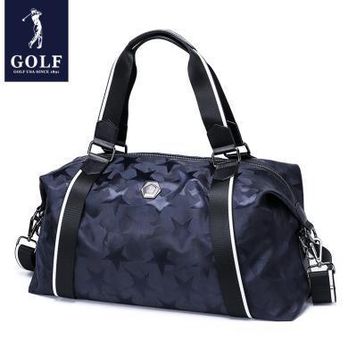 高爾夫手提旅行包男士大容量短途旅游出差行李包運動健身包旅行袋 D8GF63876T