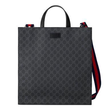 [支持购物卡](预售)GUCCI/古驰 Gucci 柔软高级人造帆布购物袋 39*38*11 (10至20个工作日内寄出)