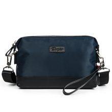 丹爵(DANJUE)布料小尺寸单肩包斜挎包大容量男士手包手拿包休闲男包8062-1