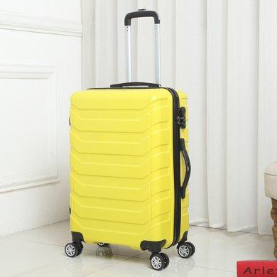搭歌 2017款萬向輪旅行箱包鏡面行李箱拉桿箱皮箱男女密碼箱子20寸24寸