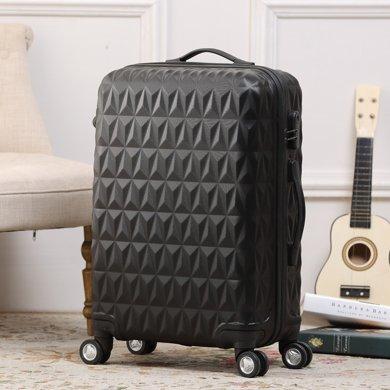 冰淇淋高档行李箱拉杆箱旅行箱20寸24寸28寸abs行李箱包
