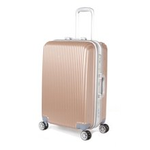 丹爵新款時尚拉桿箱萬向輪20 24 28寸行李箱男女密碼箱登機箱旅行箱D5