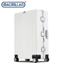 迈克米兰拉杆箱旅行箱万向轮铝框行李箱小清新女学生PC密码箱