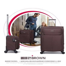 狼域旅行箱静音万向轮拉杆箱男女士行李箱旅行登机箱