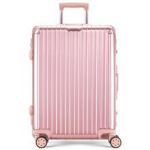 瑞动(SWISSMOBILITY) 24英寸拉杆箱MT-5083万向轮行李箱轻旅行箱 24寸 MT-5083 粉色