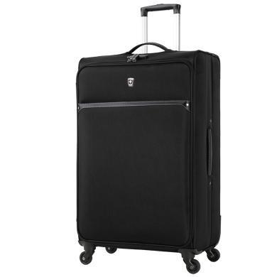 瑞动(SWISSMOBILITY) 30英寸拉杆箱MT-5560万向轮行李箱轻旅行箱 30寸 MT-5560 忍者黑
