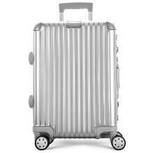 瑞动(SWISSMOBILITY) 20英寸拉杆箱MT-5073万向轮行李箱轻旅行箱 20寸 MT-5073 银色