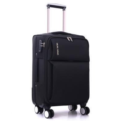 搭歌 牛津布拉杆箱万向轮密码箱子旅游登机箱帆布箱商务行李箱  168