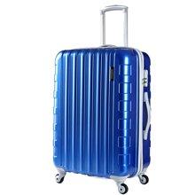 新秀丽之美国旅行者 旅行箱ABS/PC万向轮 美旅硬箱系列拉杆箱25Q蓝色