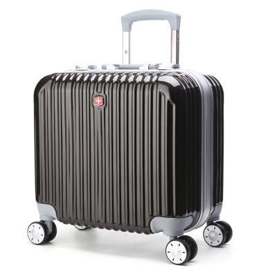 瑞士军刀(SWISSGEAR) SA-5532万向轮拉杆箱  16寸行李箱旅行箱