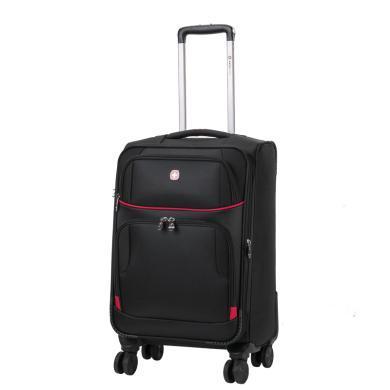 瑞士軍刀(SWISSGEAR) 拉桿箱萬向輪男女行李箱商務出差青年登機旅行箱SA-9220