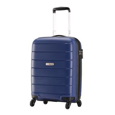 OIWAS/愛華仕行李箱女 旅行箱萬向輪防刮拉桿箱20寸PP箱 男硬箱
