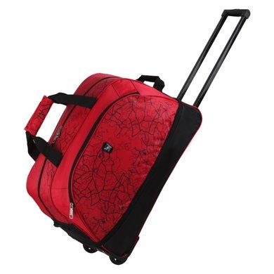 愛華仕拉桿包女旅行包大容量拉桿袋男旅行袋拉桿箱擴展容量旅行箱