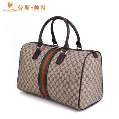 勞斯帥特拉桿袋大容量短途旅行包男女韓版手提包休閑折疊登機箱包