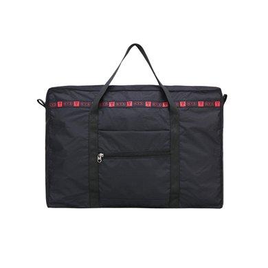 恒源祥2018新款旅行收納包時尚旅行收納袋簡約輕便折疊包防水旅行包 HYX0237