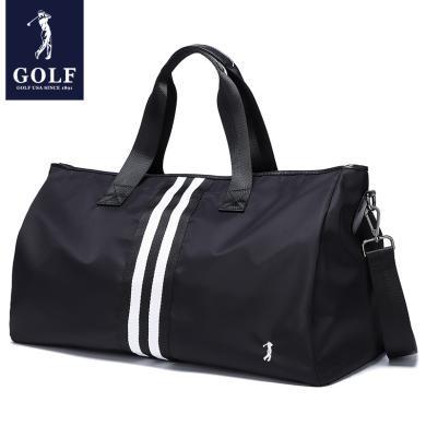 GOLF/高爾夫手提旅行包男士短途行李袋出差旅游包休閑單肩大容量  D8GF64894F
