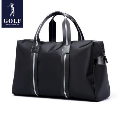 高尔夫GOLF旅行包大容量轻便防泼水男士手提包休闲时尚多功能旅游布包 D963949T1