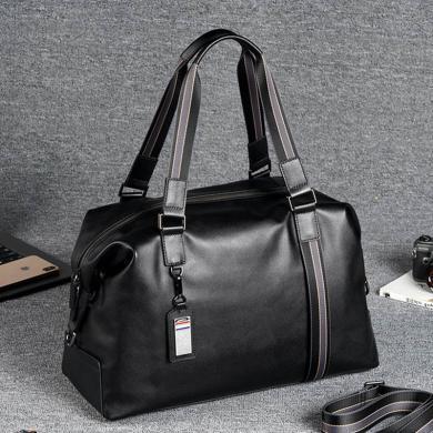 2019新款短途行李包男女男包健身包男士旅行包L2084