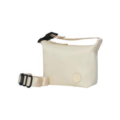 ITO 無邊界系列斜杠化妝包便攜簡約收納包 小號X款-白