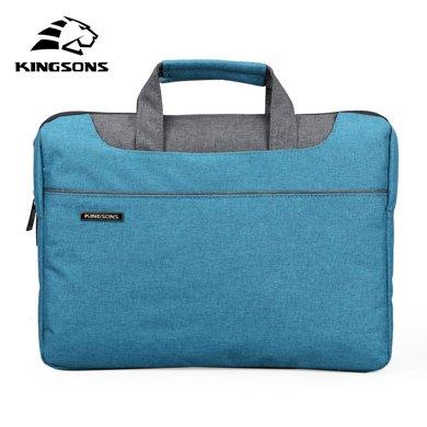 金圣斯 超薄11寸13寸14寸15寸苹果电脑包笔记本包单肩手提内胆包3093