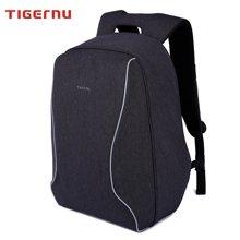 泰格奴 背包防盗防刮防割防水高中学生书包电脑双肩包T-B3188