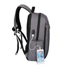 泰格奴 2017新款电脑包学生休闲书包旅行背包双肩包T-B3221