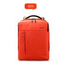 泰格奴 新款usb插口电脑包休闲背包旅行背包学生书包潮流包 T-B3269