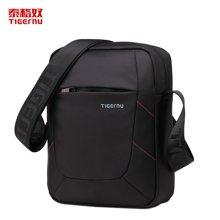 泰格奴 男士包单肩包韩版休闲运动户外时尚斜挎包防水 IPad包 T-X5108
