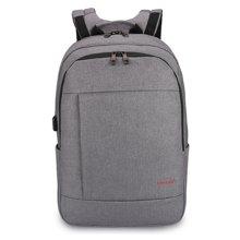 泰格奴 商务电脑包旅行背包USB插口电脑背包 T-B3142USB