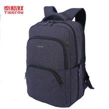 泰格奴 新款休闲电脑牛津布包学生旅行背包电脑包17寸 T-B3189