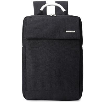 香炫兒(XIASUAR)商務雙肩背包15.6寸電腦包通勤背包男女通用書包休閑背包