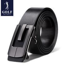 高爾夫GOLF皮帶男士自動扣真皮腰帶男百搭年輕人褲帶青年韓版簡約潮 P933928