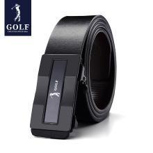 高爾夫GOLF男士皮帶自動扣韓版商務牛皮腰帶休閑男士腰帶皮帶 P933927