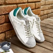 潮牌秋新款运动休闲鞋星星做旧脏脏鞋情侣款板鞋小白鞋青少年FS18010