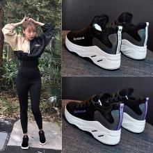 Simier运动鞋女鞋舒适休闲鞋跑步鞋女内增高X35-3