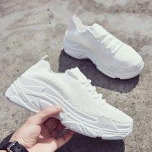 女鞋夏季透气网面鞋韩版百搭情侣鞋子新款一男一女夏小白鞋男FF882