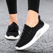 米基新款情侣鞋夏季运动休闲鞋男鞋韩版潮鞋女鞋超轻跑步鞋FL6619