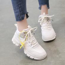 潮牌老爹鞋女新款韩版ulzzang原宿百搭运动休闲高帮女鞋MX9962